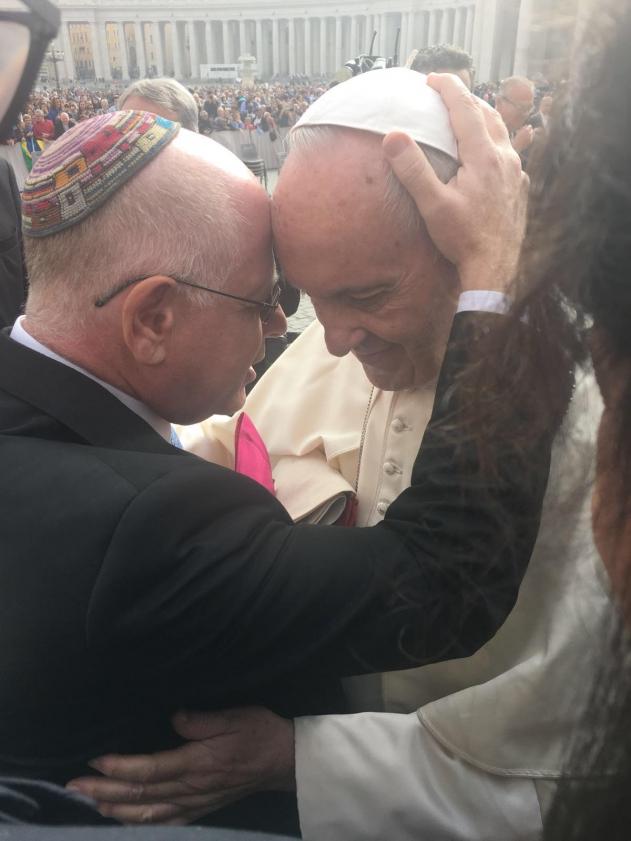 papa rabino