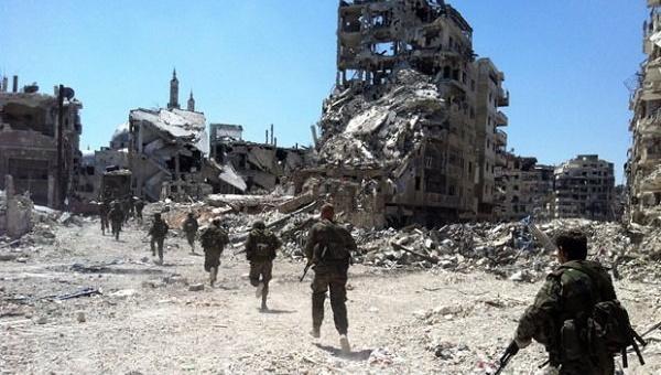 siria ejercito