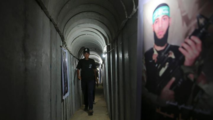 tunel gaza