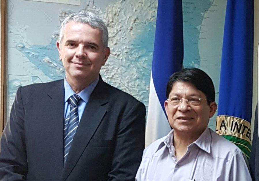 Nicaragua Israel modi ephraim