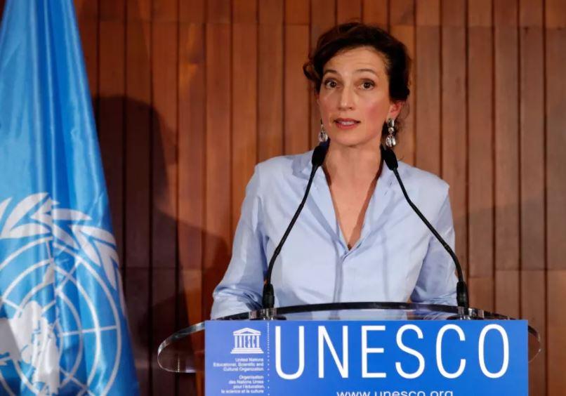 Unesco Audrey Azoulay