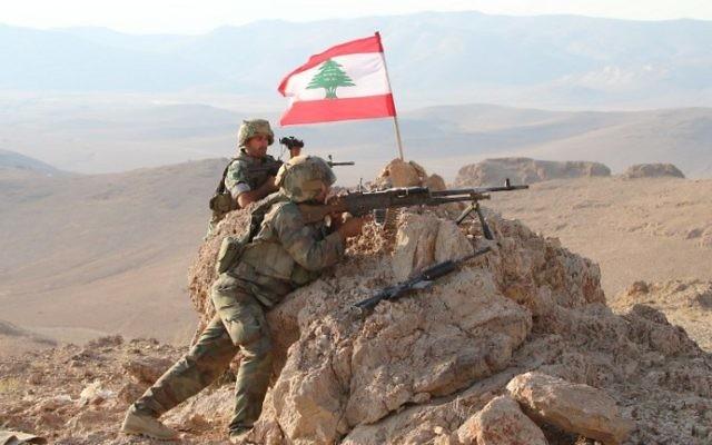ejercito libano