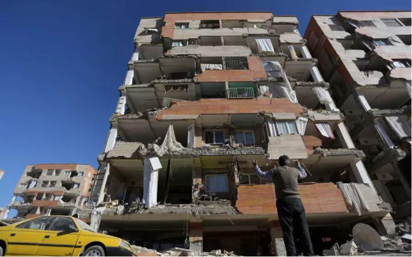 iran irak terremoto