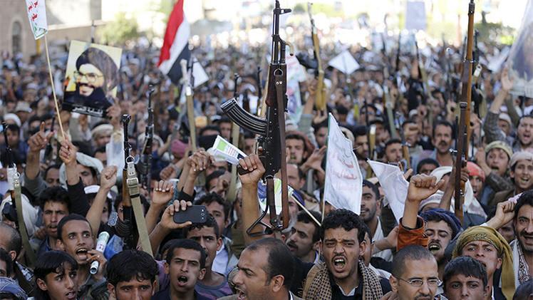 yemen huties