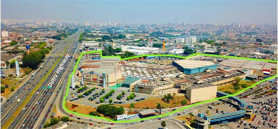 Una empresa inmobiliaria israelí compró el 70 por ciento de un Shopping brasileño