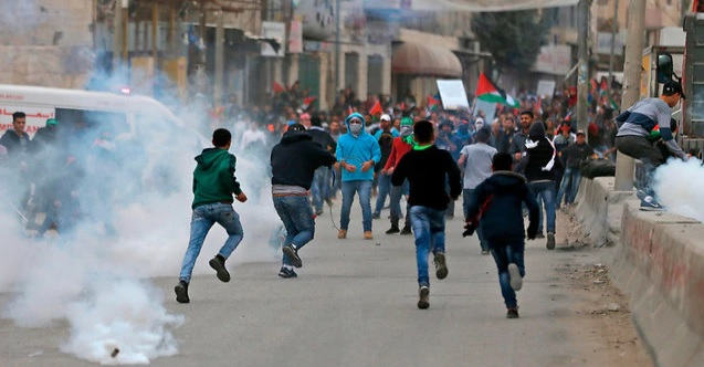 Día de furia en Cisjordania antes de la votación de la ONU sobre Jerusalem