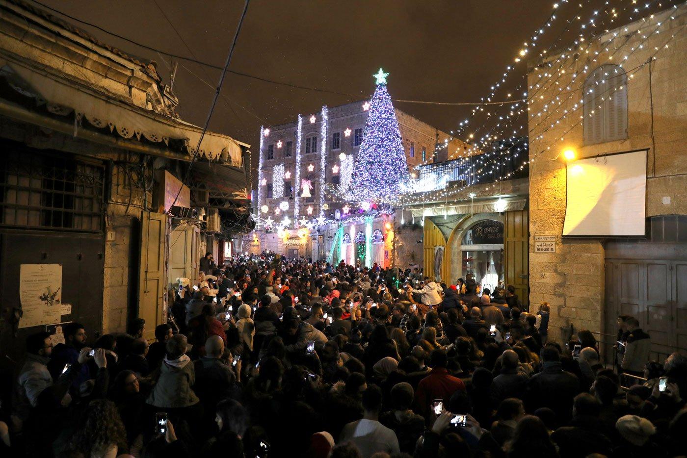 navidad jerusalem