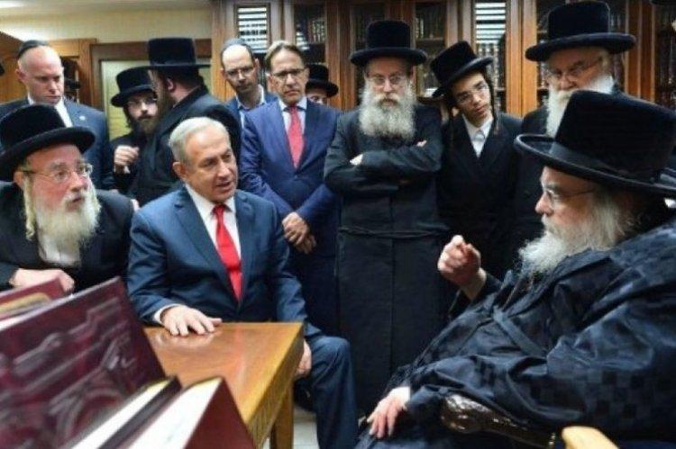 netanyahu rabino