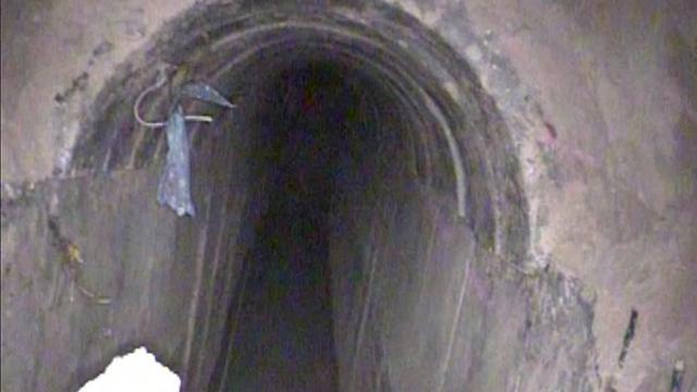 El ejército israelí destruyó un nuevo túnel transfronterizo de Hamás