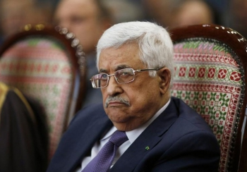 Abbas enojado