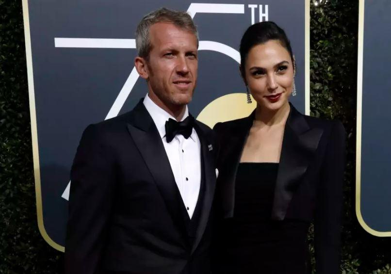Gal Gadot y marido
