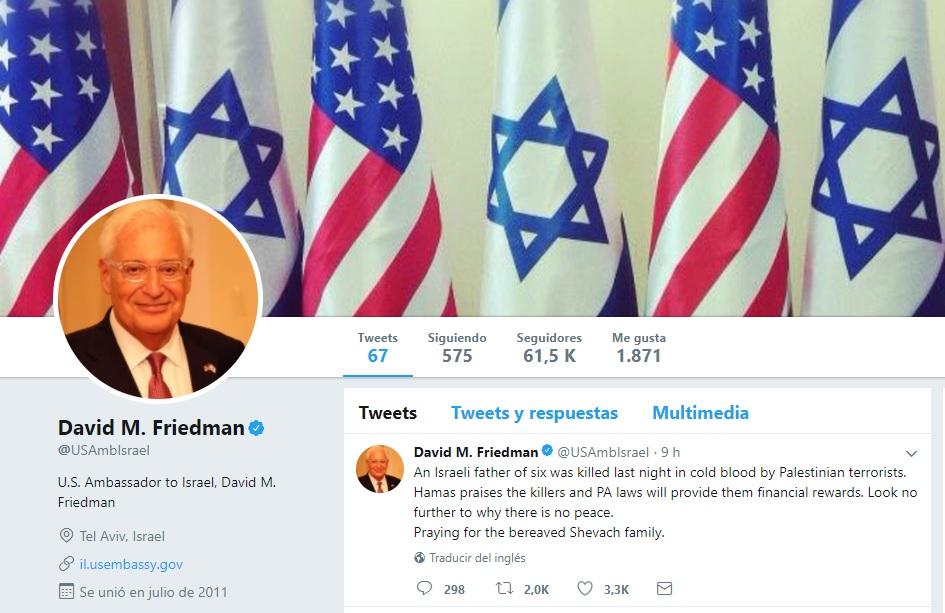 Tuit Friedman