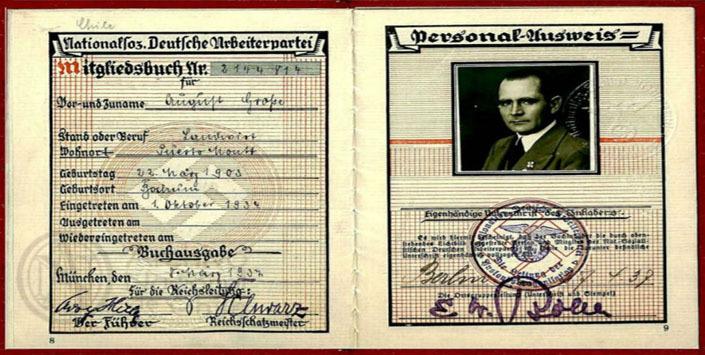 Restauraron miles de archivos secretos sobre la presencia de nazis en Chile