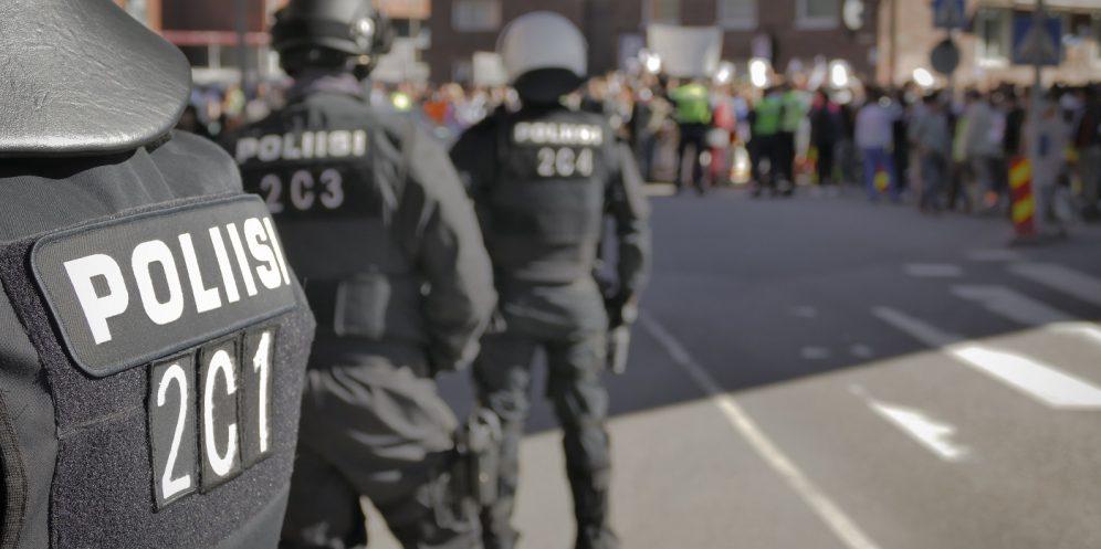 atentado policia