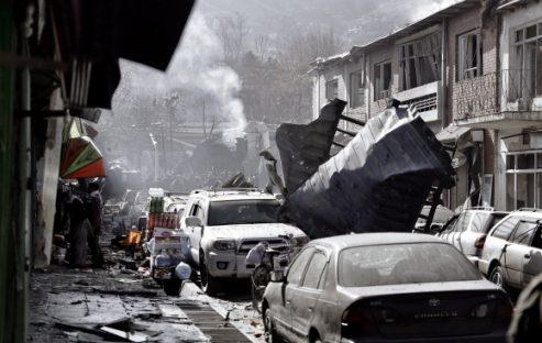 kabul atentado