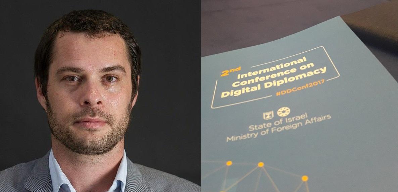 Tomás Kroyer, subsecretario de Relaciones Institucionales y Diplomacia Pública