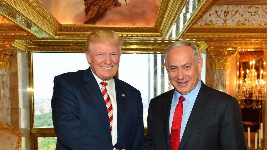 Trump y Netanyahu se reunirán en Davos