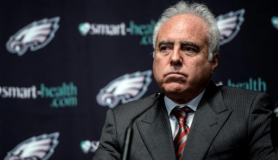 jeff lurie eagles