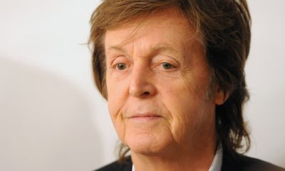 "Paul McCartney and Lily Cole Discuss New Song ""Hope For The Future"""