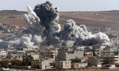 siria bombardeo