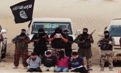 ISIS tarejtas