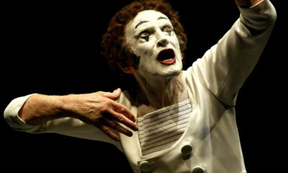 Marcel Marceau mimo