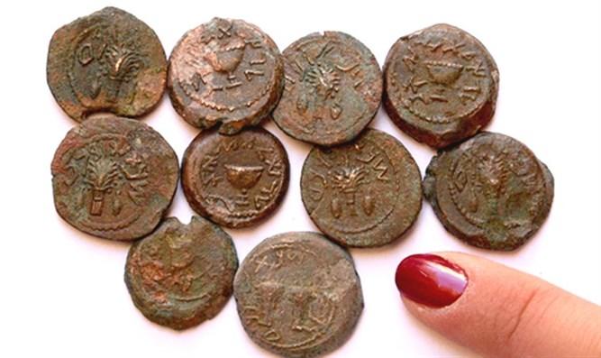 monedas de la revuleta