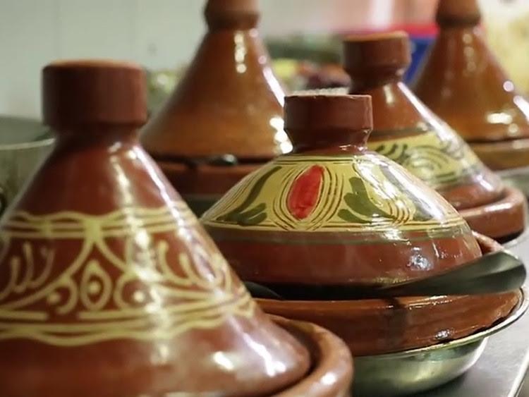 cocina marroquí comida