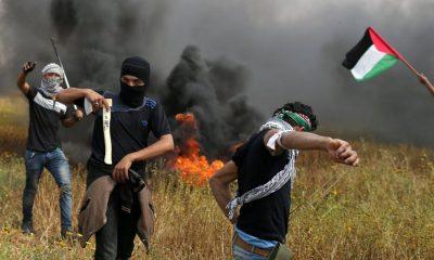 Gaza protesta
