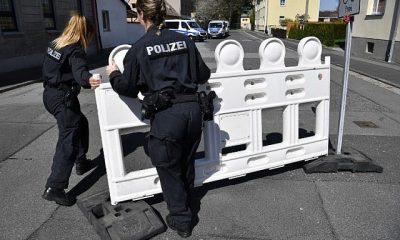 Policías alemanas