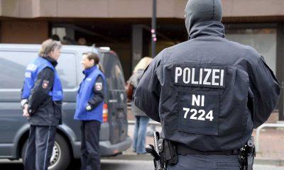 Policia Alemania