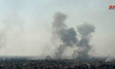 Siria explosiones