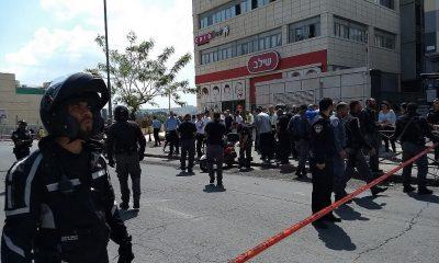 policia jerusalem atentado