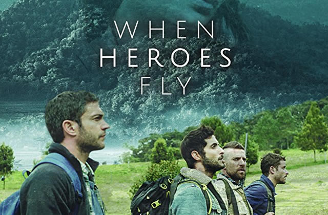 when-heroes-fly-serie-israel
