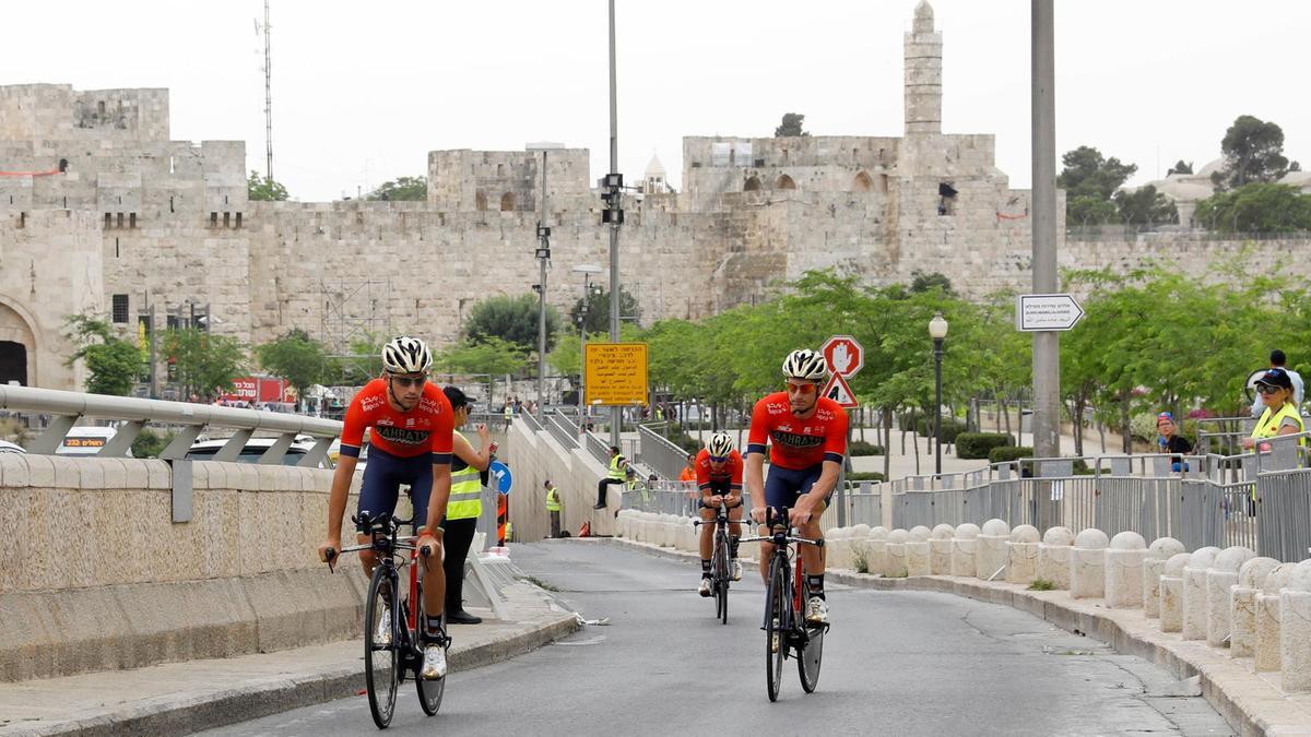 ISRAEL-CYCLING-GIRO-D-ITALIA-2018