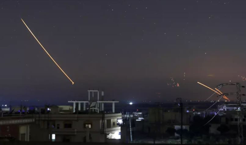 siria misil