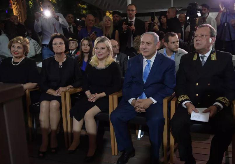 Netanyahu sara dia rusia
