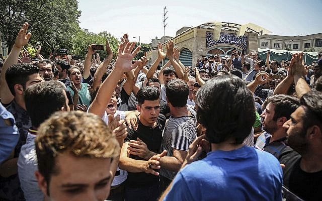 iran protestas2