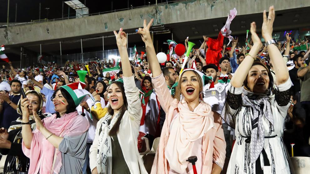 mujeres iran 2
