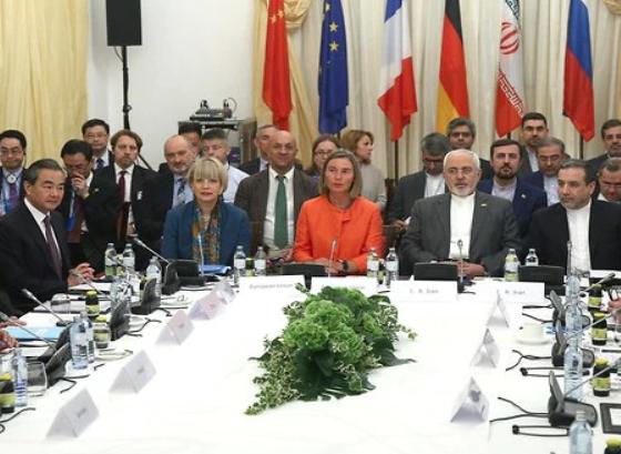 Irán Unión Europea