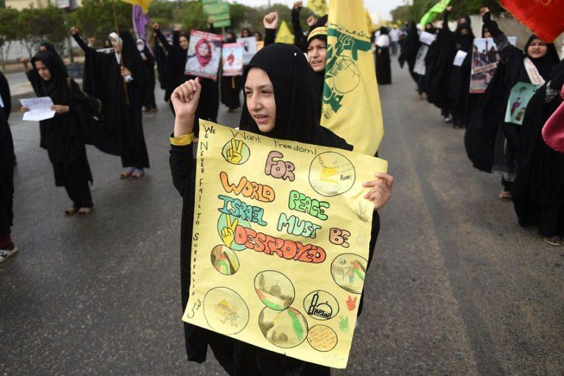 arabe israel destruccion
