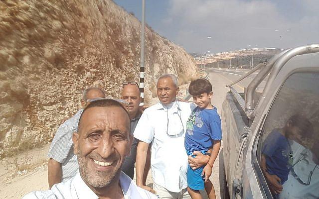 Un niño árabe-israelí secuestrado en Cisjordania fue liberado después de tres días