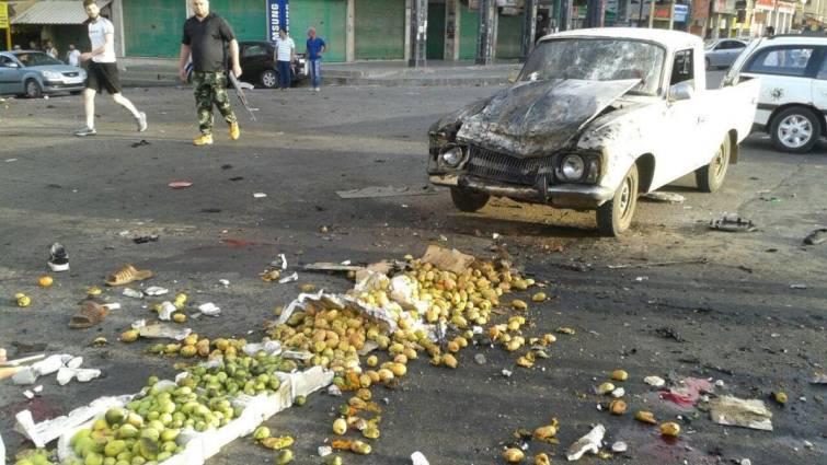 siria atentado auto
