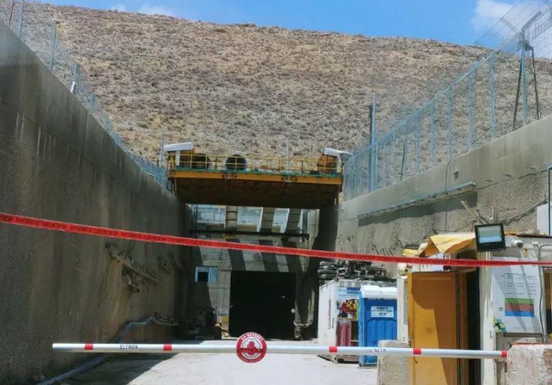 tunel colapso