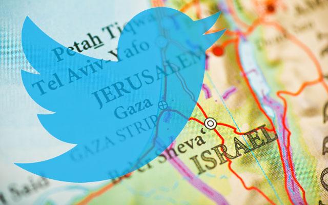 twitter israel