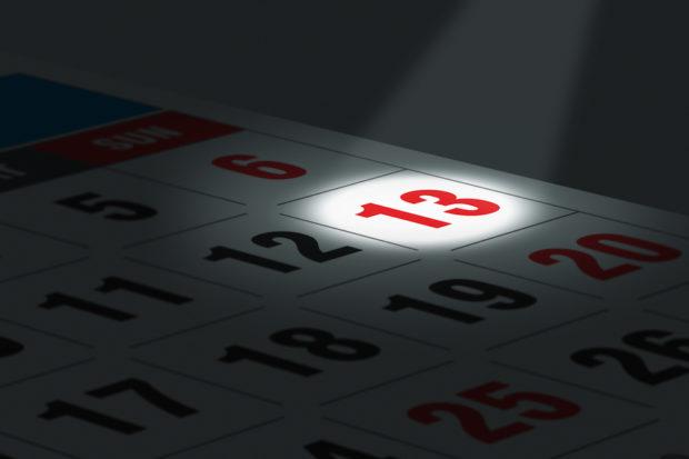 Date in focus