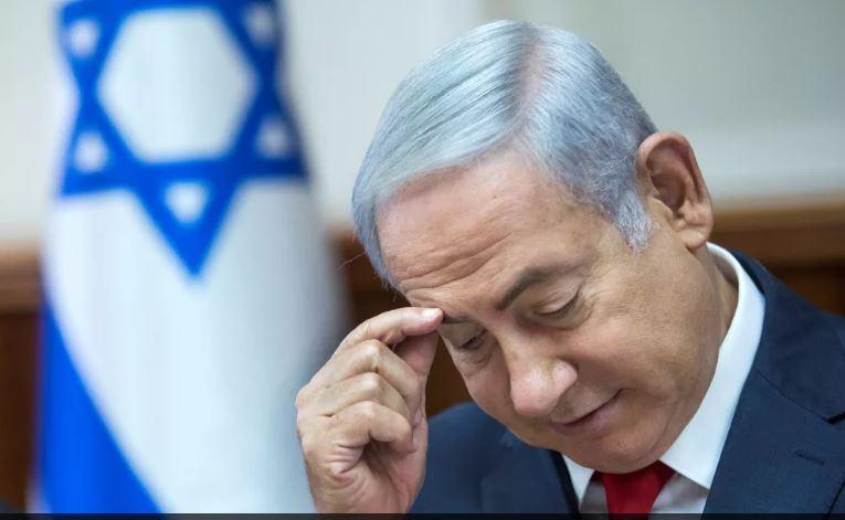 Netanyahu pensativo