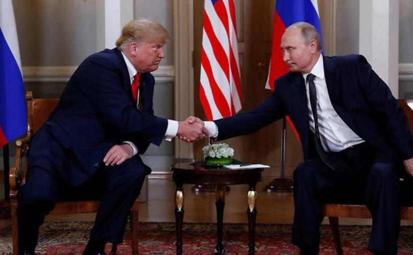 Trum Putin