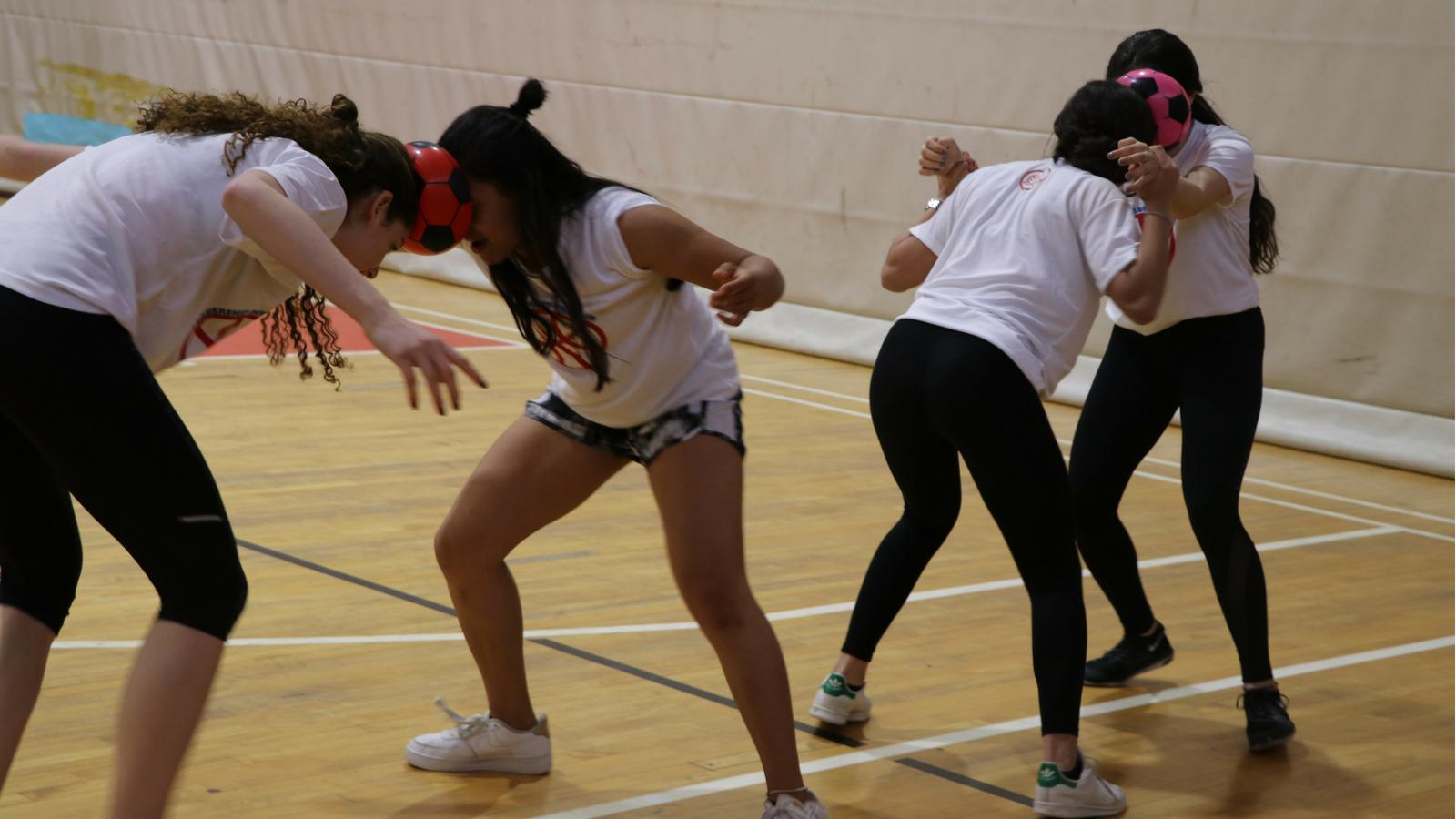 chicas deporte