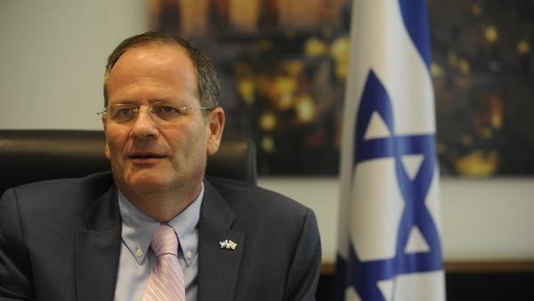 embajador Ilan Sztulman